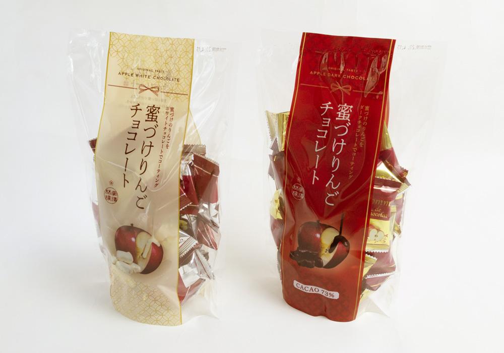 お菓子のパッケージデザイン&店舗ディスプレイ